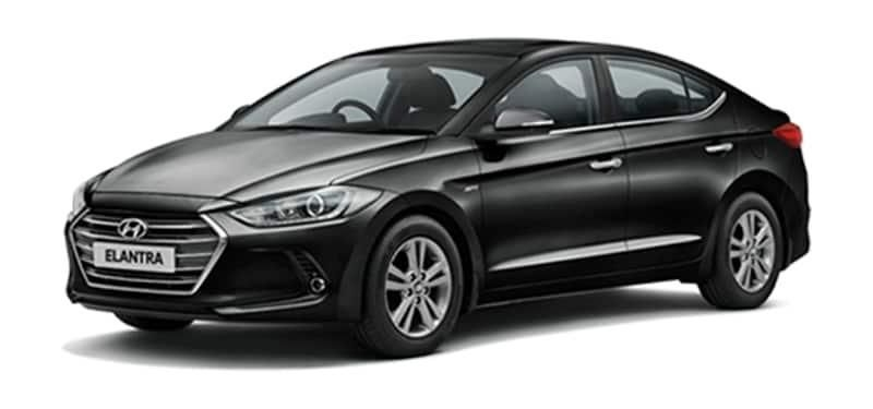 Hyundai Elantra 1.6 SX (O) AT 2019