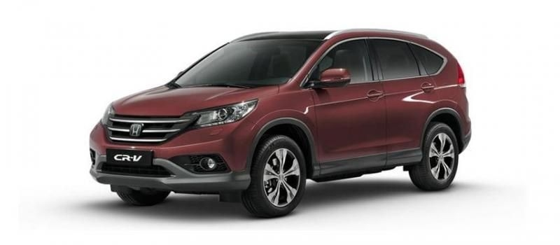 Honda CR-V 1.6 AWD AT 2019