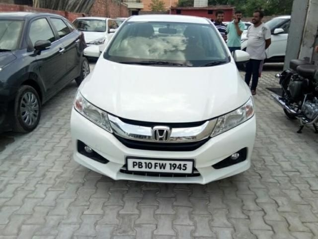 HONDA CITY VX MT (SUNROOF) 2016