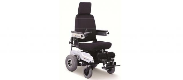 Ostrich Tetra Exi Power Wheelchair