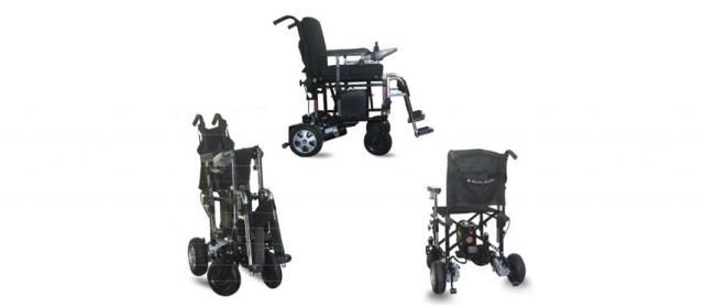 Ostrich Verve FX Li Power Wheelchair