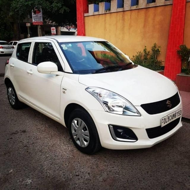Maruti Suzuki Swift LXi Opt 2017
