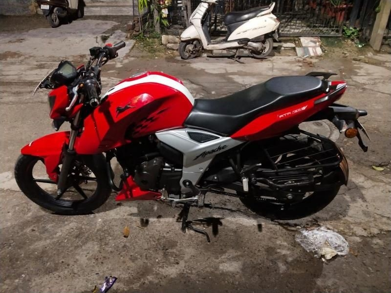 TVS Apache Rtr Bike for Sale in Delhi- (Id: 1417979973) - Droom