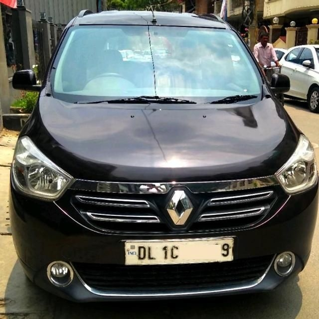Renault Lodgy 85 PS RXZ 2015