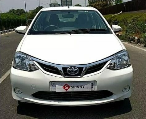 Toyota Etios GD SP 2016