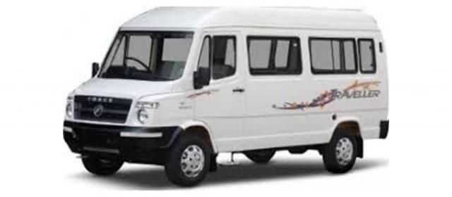 Force Traveller 3350 13 SEATER 2019