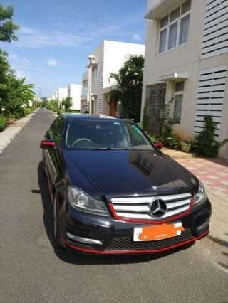 Mercedes-Benz C-Class C 220 CDI SPORTS 2013