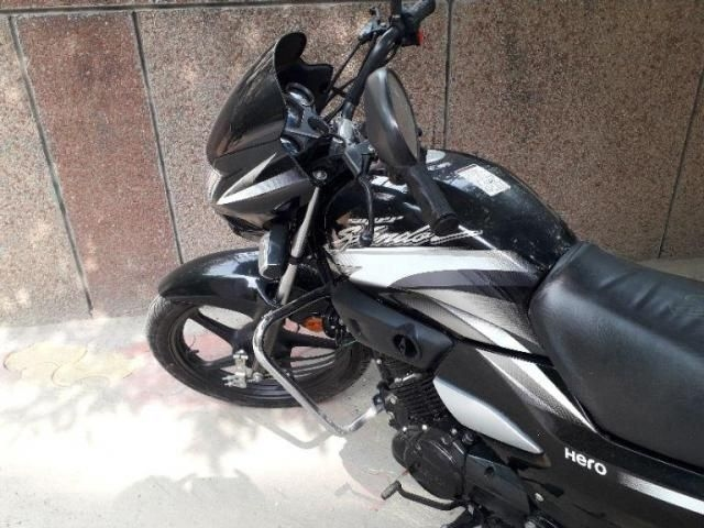 1 Used Hero Super Splendor Bikes for Sale | Droom