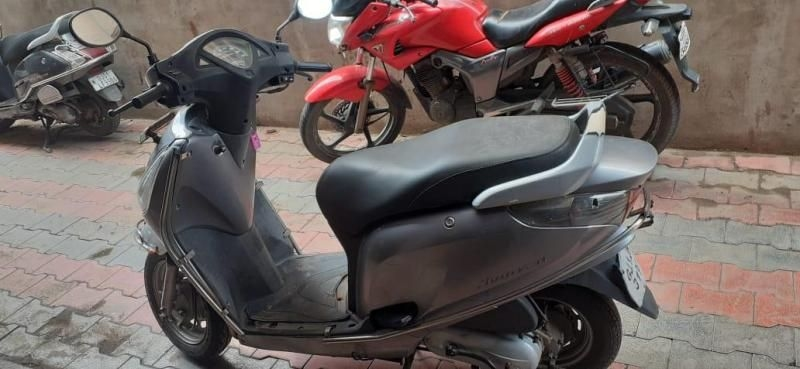 Honda Aviator Scooter for Sale in Ahmedabad- (Id: 1418035130) - Droom