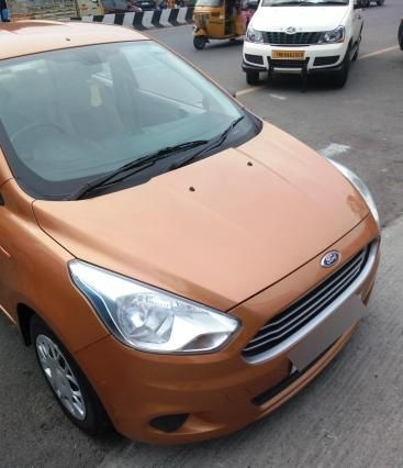 Ford Aspire Ambiente 1.2 Ti-VCT 2016