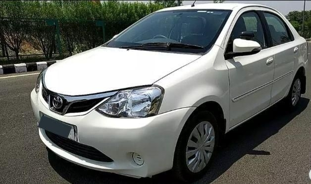 Toyota Etios GD SP 2014