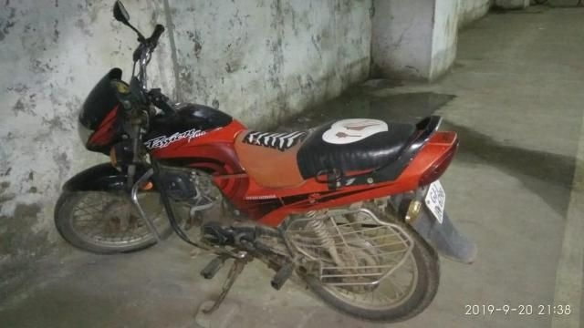 Hero Passion Plus 100cc 2008
