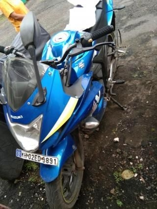 Suzuki Gixxer SF 150cc Rear Disc 2016