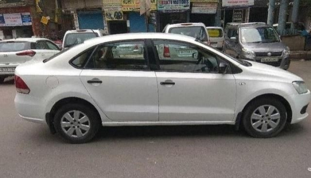 Volkswagen Vento Highline Diesel AT 2011