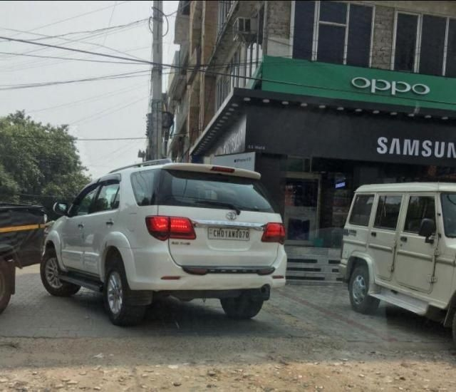 Toyota Fortuner 3.0 4X2 AT 2012