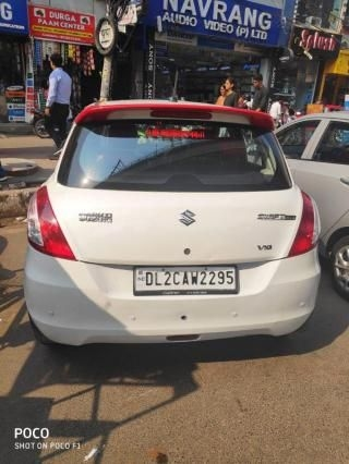 Maruti Suzuki Swift VXi Deca Limited Edition 2016