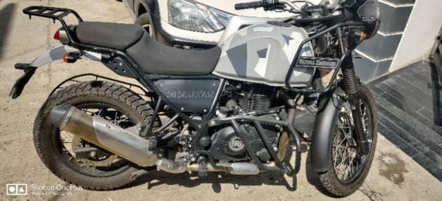 Royal Enfield Himalayan 410cc Sleet ABS 2019