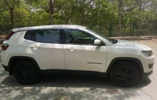 Jeep Compass Limited 2.0 Diesel 4x4 2018