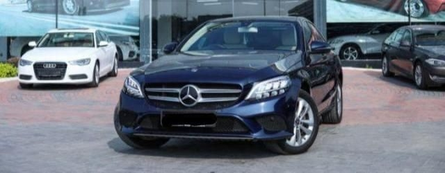 Mercedes-Benz C-Class C 220 CDI Style 2015