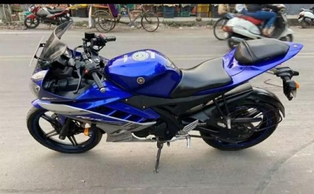 Used Yamaha Yzf-r15 2 0 Bike Price in India, Second Hand