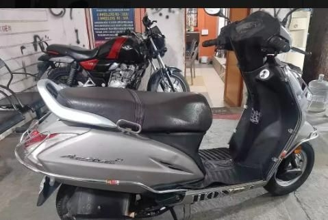 Honda Activa 4g Scooter for Sale in Hyderabad- (Id: 1418122226) - Droom
