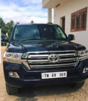 Toyota Land Cruiser LC 200 VX 2017