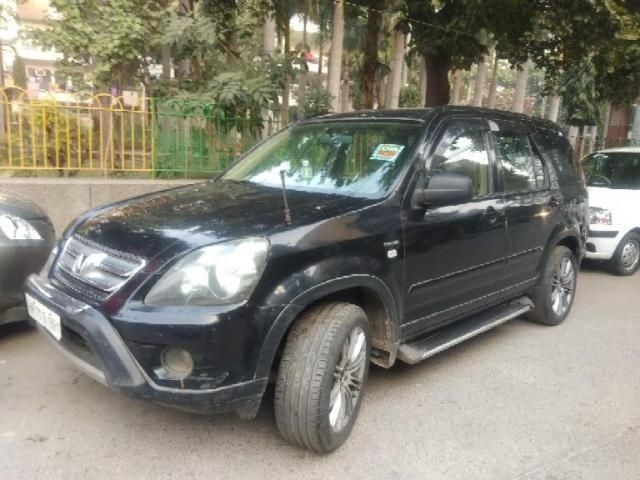 Honda CR-V 2.4L 4WD MT 2006