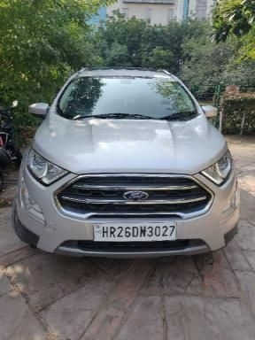 Ford EcoSport Titanium + 1.5L Ti-VCT AT 2018