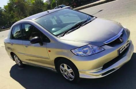 Honda City ZX EXi 2004
