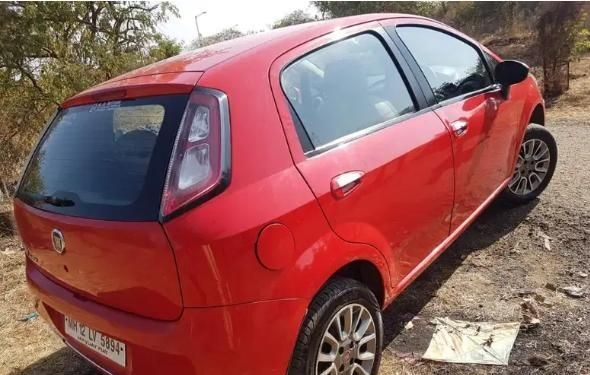 Fiat Punto Evo Emotion Multijet 1.3 2015