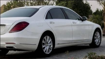 Mercedes-Benz S-Class Maybach S 600 2015