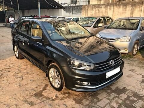 Volkswagen Vento 1.5 TDI Highline Plus AT 2016