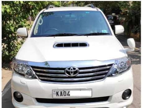 Toyota Fortuner Sportivo 4x2 AT 2014