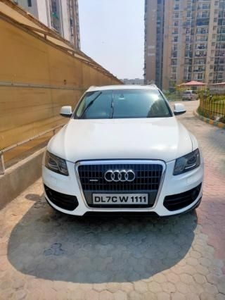 Audi Q5 2.0 TDI technology 2012