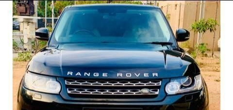 Land Rover Range Rover 5.0 Supercharged V8 2011
