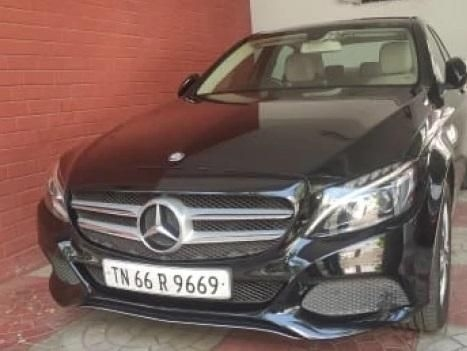 Mercedes-Benz C-Class C 220 CDI Style 2016