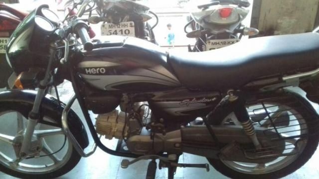 Hero Splendor Plus 100cc 2017