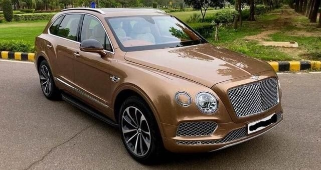 Bentley Bentayga V8 Petrol 2020