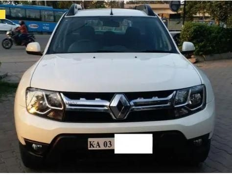 Renault Duster 110 PS RXS 4X2 AMT Diesel 2016