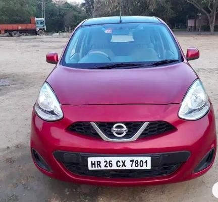 Nissan Micra Active XL 2013