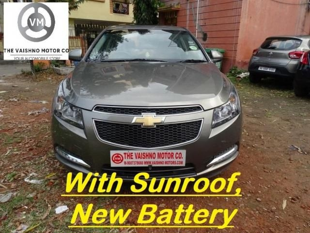 25 Used Chevrolet Cruze In Kolkata Second Hand Cruze Cars For