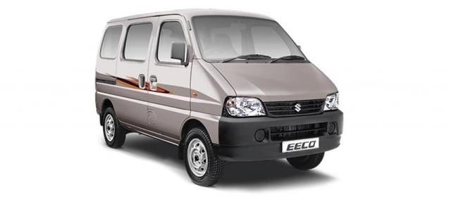 Maruti Suzuki Eeco 5 STR WITH A/C+HTR BS6 2020