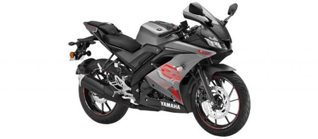 Yamaha YZF-R15 V3 150cc Darknight edition BS6 2020