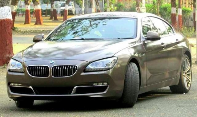 BMW 6 Series 640d Gran Coupe 2014