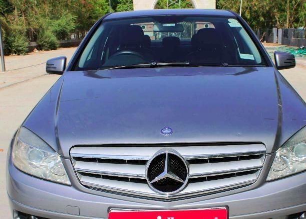 Mercedes-Benz C-Class 200 BlueEfficiency 2010