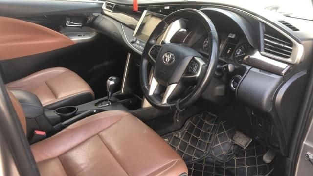 Toyota Innova Crysta 2.7 ZX AT 7 STR 2018