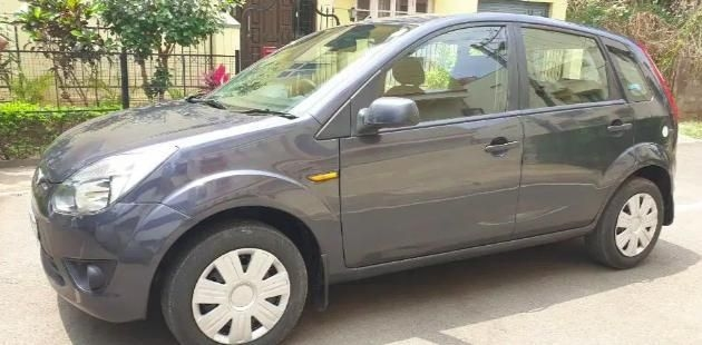 Ford Figo 1.5D TITANIUM PLUS MT 2012