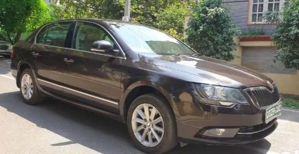 SKODA SUPERB Elegance 1.8 TSI AT 2015