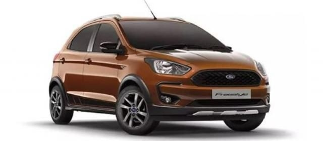 Ford Freestyle Ambiente 1.2 Ti-VCT BS6 2020