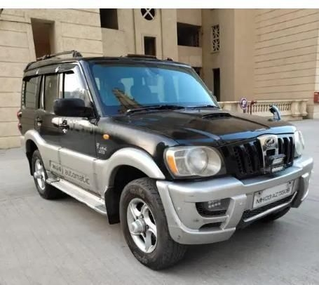 Mahindra Scorpio VLX 4WD AT BS III 2011